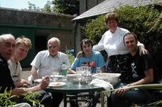 Joel Taggart visits Grange Lodge