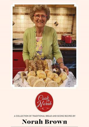 Cook With Norah - Bread & Scone Recipe Booklet